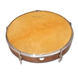 Pandero Con Tensores Samba 772 30,5Cm Nogal