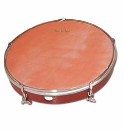 Pandero Con Tensores Samba 773R 35,6Cm Rojo