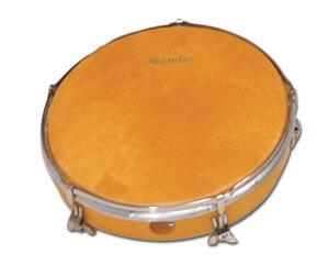 Pandero Con Tensores Samba 775O 50,8Cm