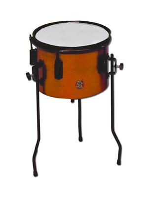 Timbal Escolar Samba 972O 25X18Cm Naranja