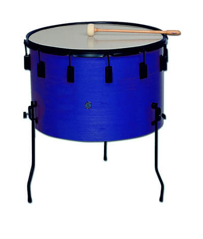 Timbal Escolar Samba 974B 60X36Cm Azul