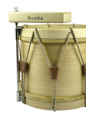Soporte Caja China Samba 3043 Niquelado