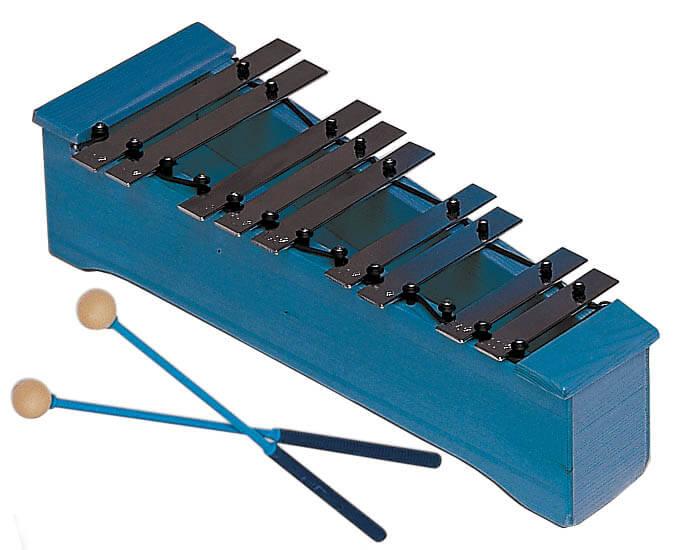 Carillón Alto Samba 3313B Do2#-Sol3# Azul