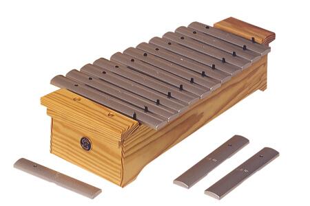 Metalófono Soprano Diatónico Samba 3601 Do2-Fa3