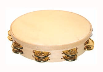 Pandereta Samba 4781 17Cm
