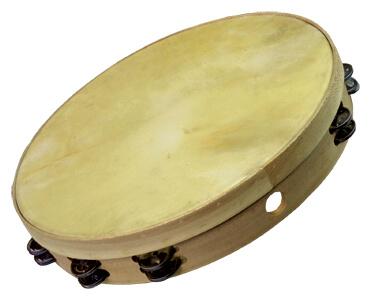 Pandereta Samba 4831 40Cm Natural