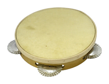 Pandereta Samba 4921 20Cm