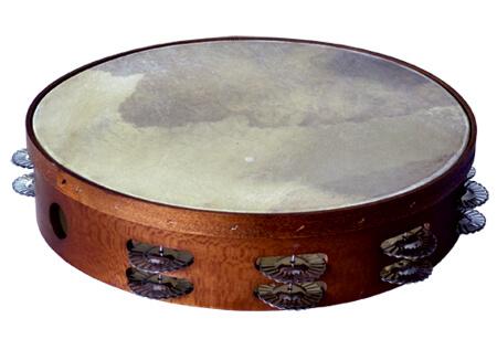 Pandereta Samba 5009 27Cm