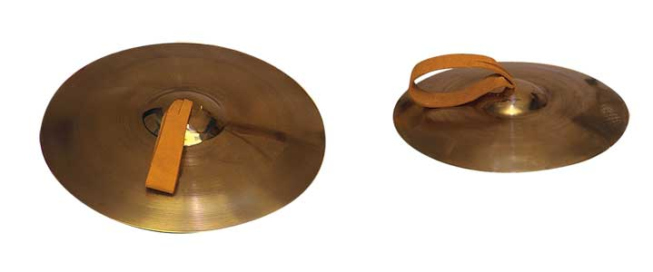 Platos De Choque Samba 3821 100Mm