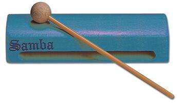Caja China Plana Samba 6021B Azul
