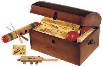Set Instrumentos Samba 6053
