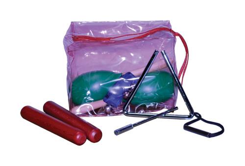 Set Instrumentos Samba 6509