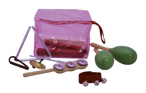 Set Instrumentos Samba 6510