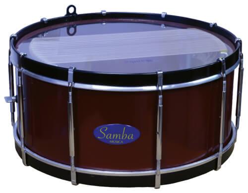 Tambor Samba 8972M 14