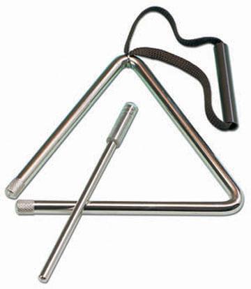 Triángulo Samba 9252 25Cm