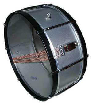 Tambor Samba 9525 12