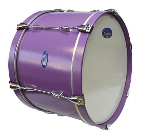 Bombo Banda Samba 9611P 22