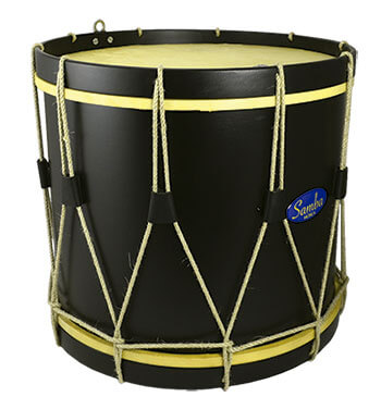 Timbal Tradicional Samba 9679Bl 15