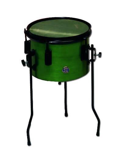 Timbal Escolar Samba 9722G 25X18Cm Verde