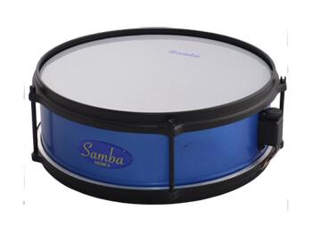 Caja Samba 9951B 30,5Cm Azul Parche Poliéster