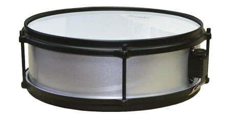 Caja Samba 9951Gr 30,5Cm Gris Parche Poliéster