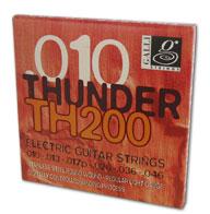 Jgo.Cuerdas Guitarra Eléctrica Galli Strings Th200 010-046 R