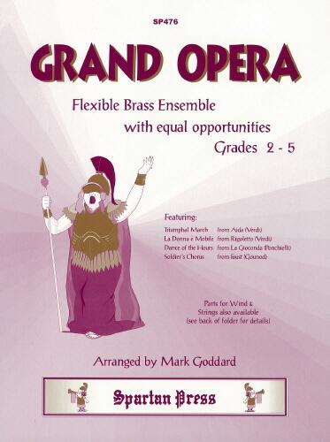 Grand Opera Flexible.