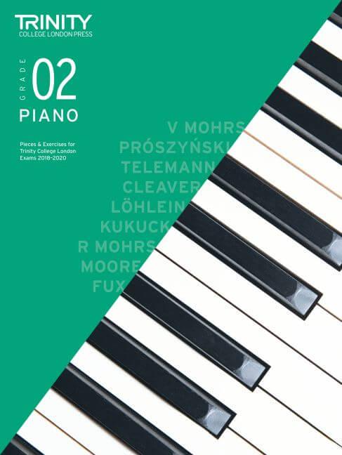 Piano Grade 2 2018