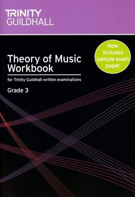 Theory of Music Workbook. Gd3 from 2009.