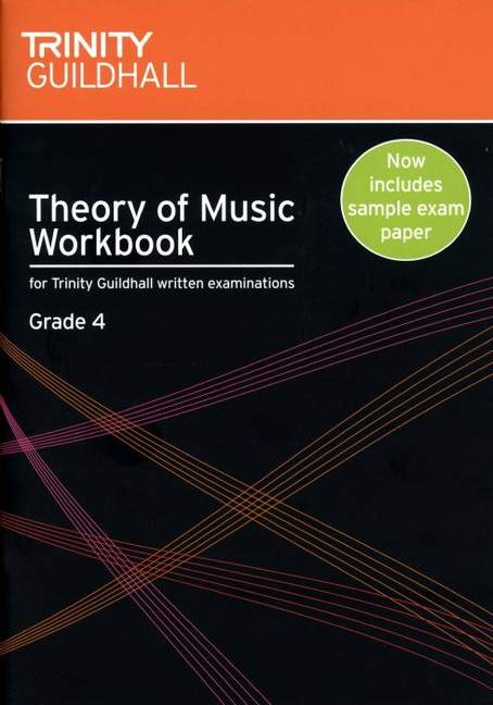 Theory of Music Workbook. Gd4 from 2009.