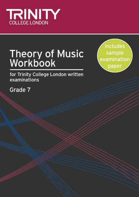 Theory of Music Workbook. Grade 7 (2009).