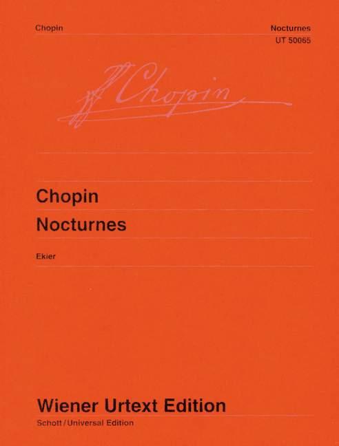 Nocturnes Piano .Chopin