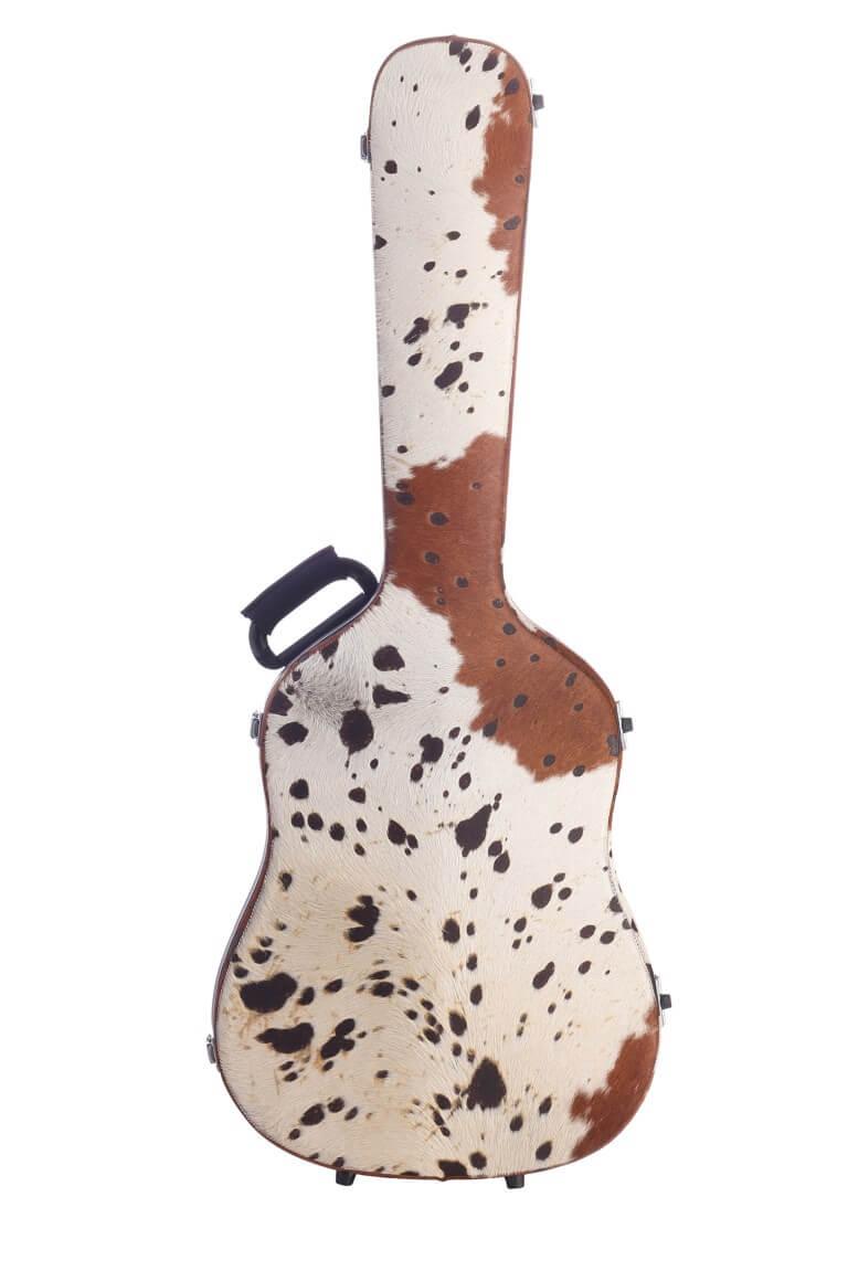 Estuche Guitarra Acústica Dreadnought Bam Tx8003Xlcw Texas H