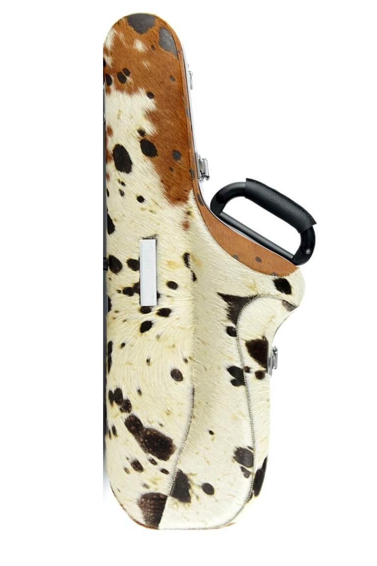 Estuche Saxo Alto Bam Tx4011Scw Cabine Texas Piel De Vaca