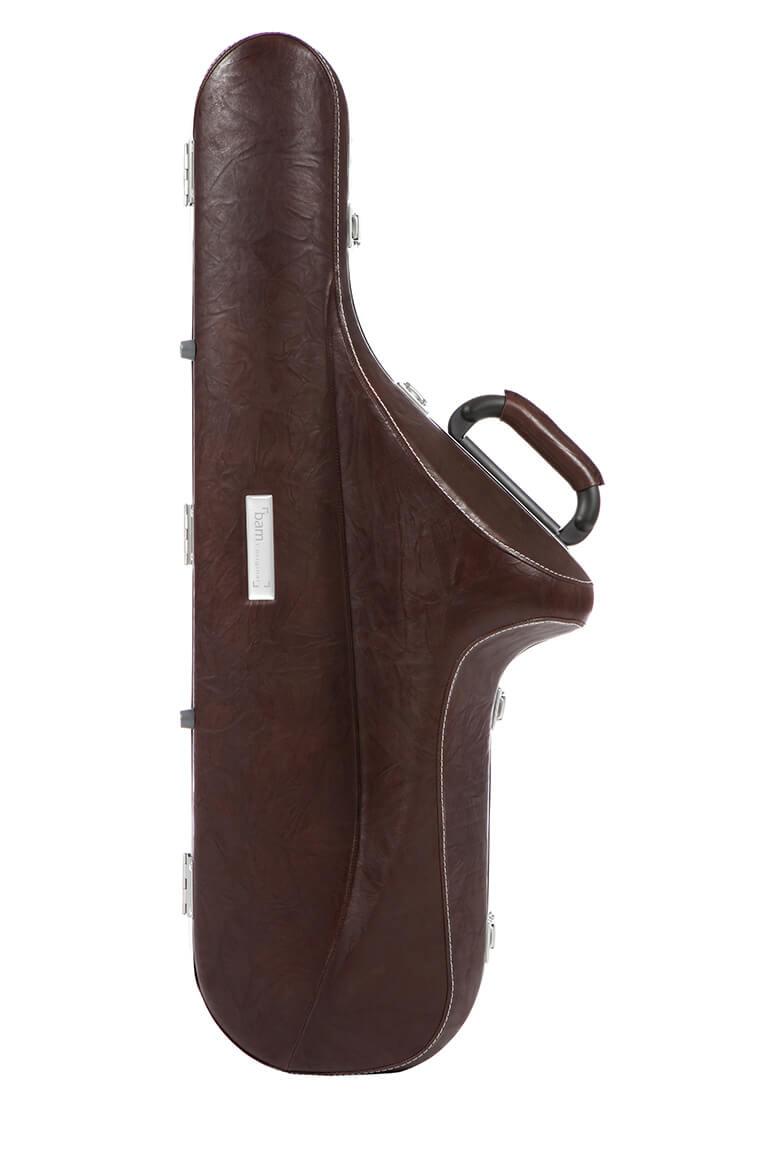Estuche Saxo Tenor Bam Tx4012Scr Cabine Texas Marrón