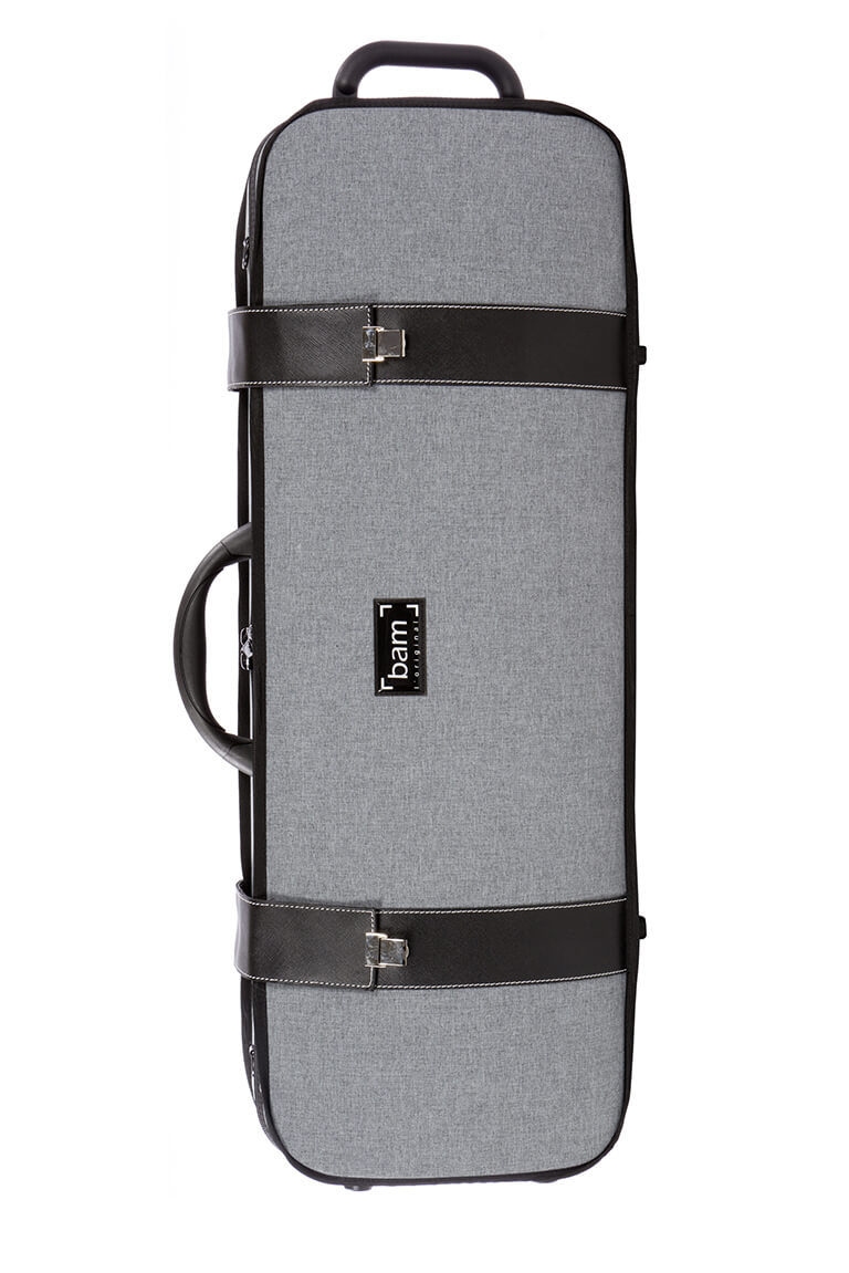 Estuche Viola Bam 5201Gf Grey Flannel Hightech Rectangular