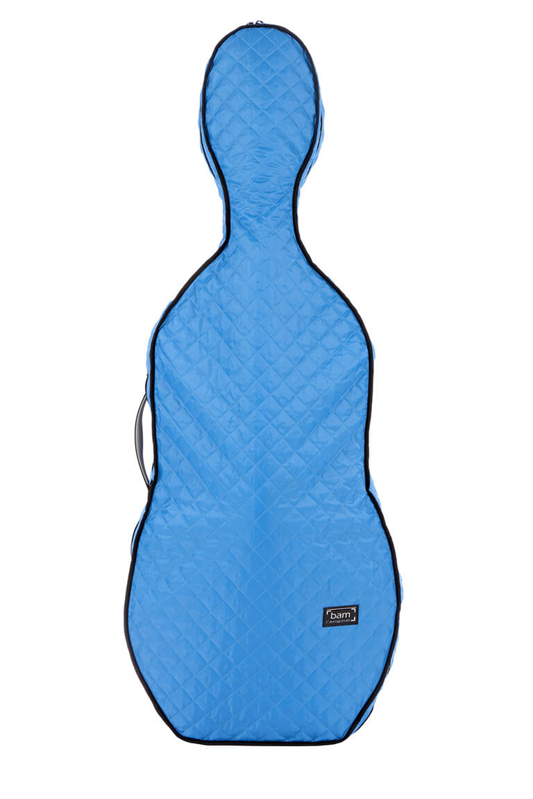 Funda Violoncello Bam Ho1000Xlb Hoody Azul Para Modelos 1005