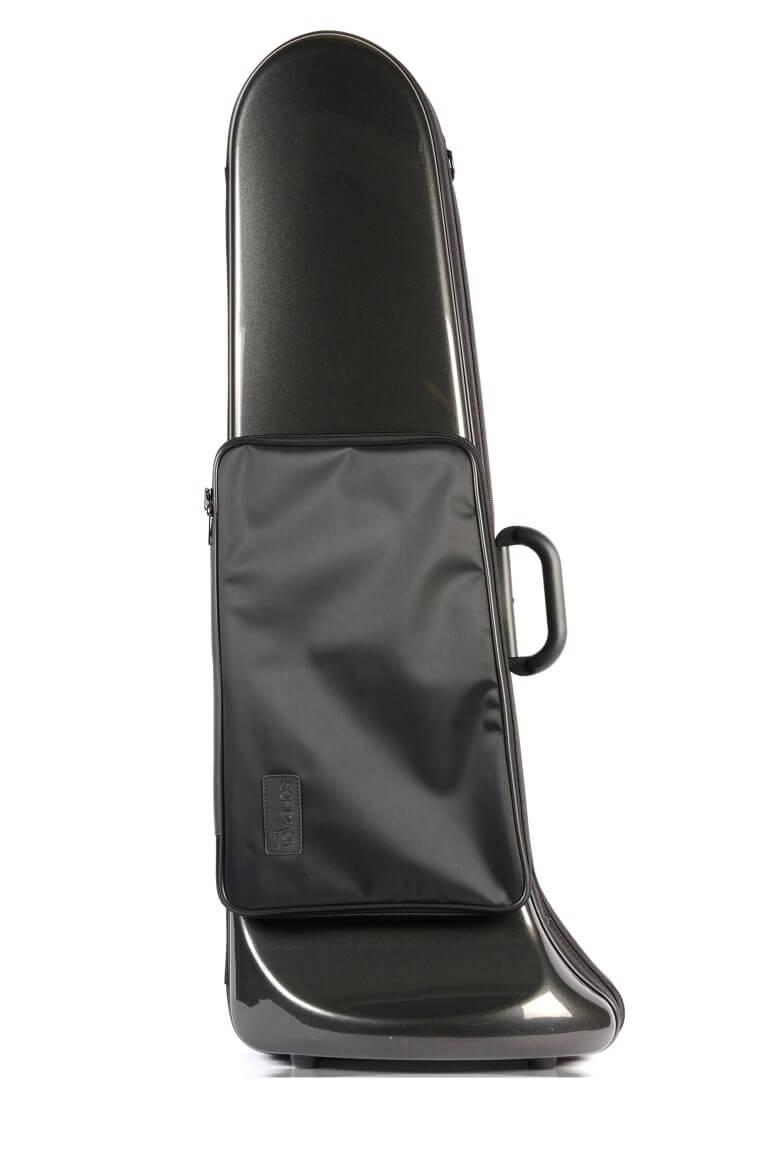 Estuche Trombón Bajo Bam 4032Spn Softpack Con Bolsa Negro
