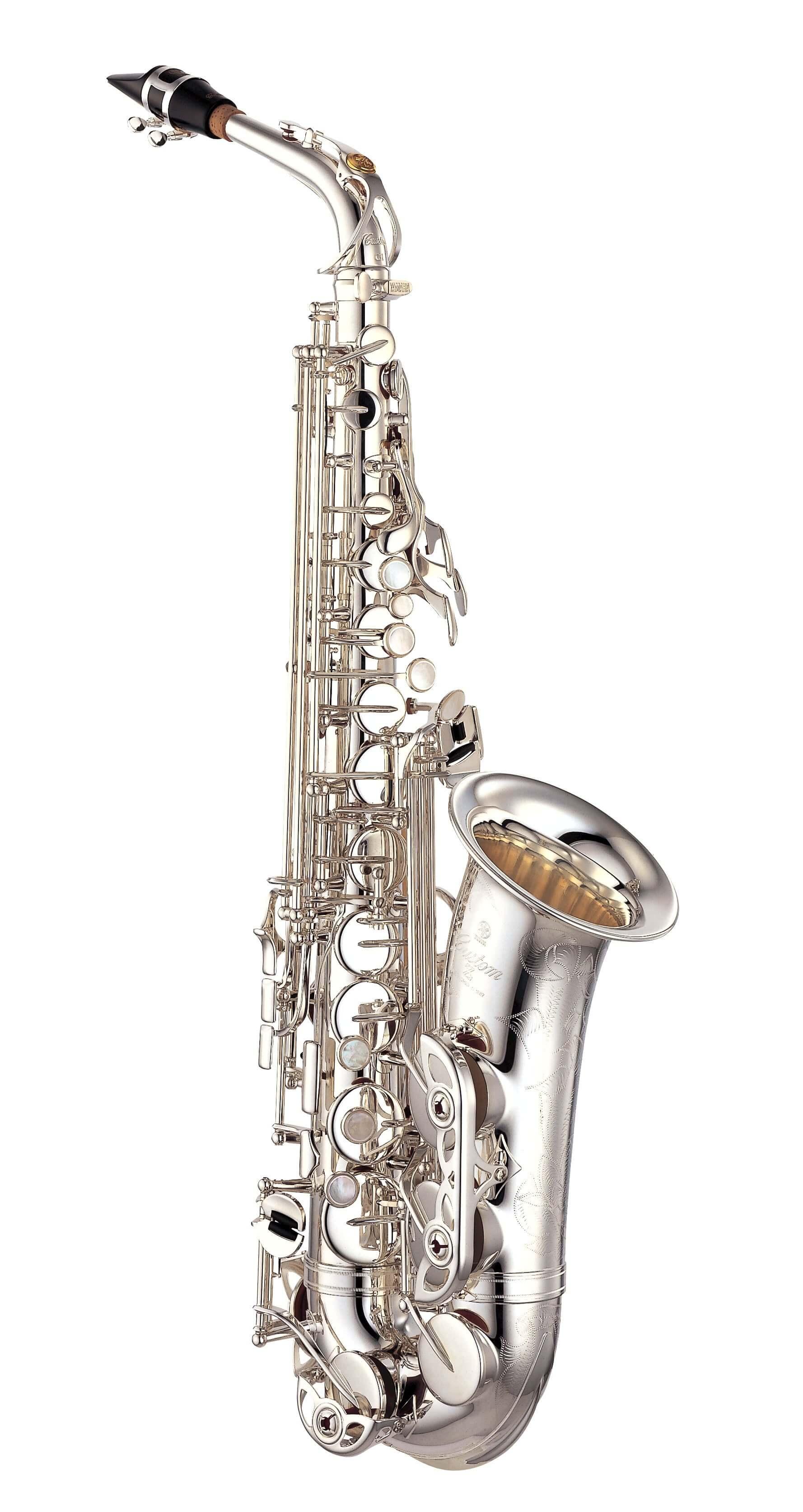 Saxofón Alto Yamaha Yas-82Zs Plateado