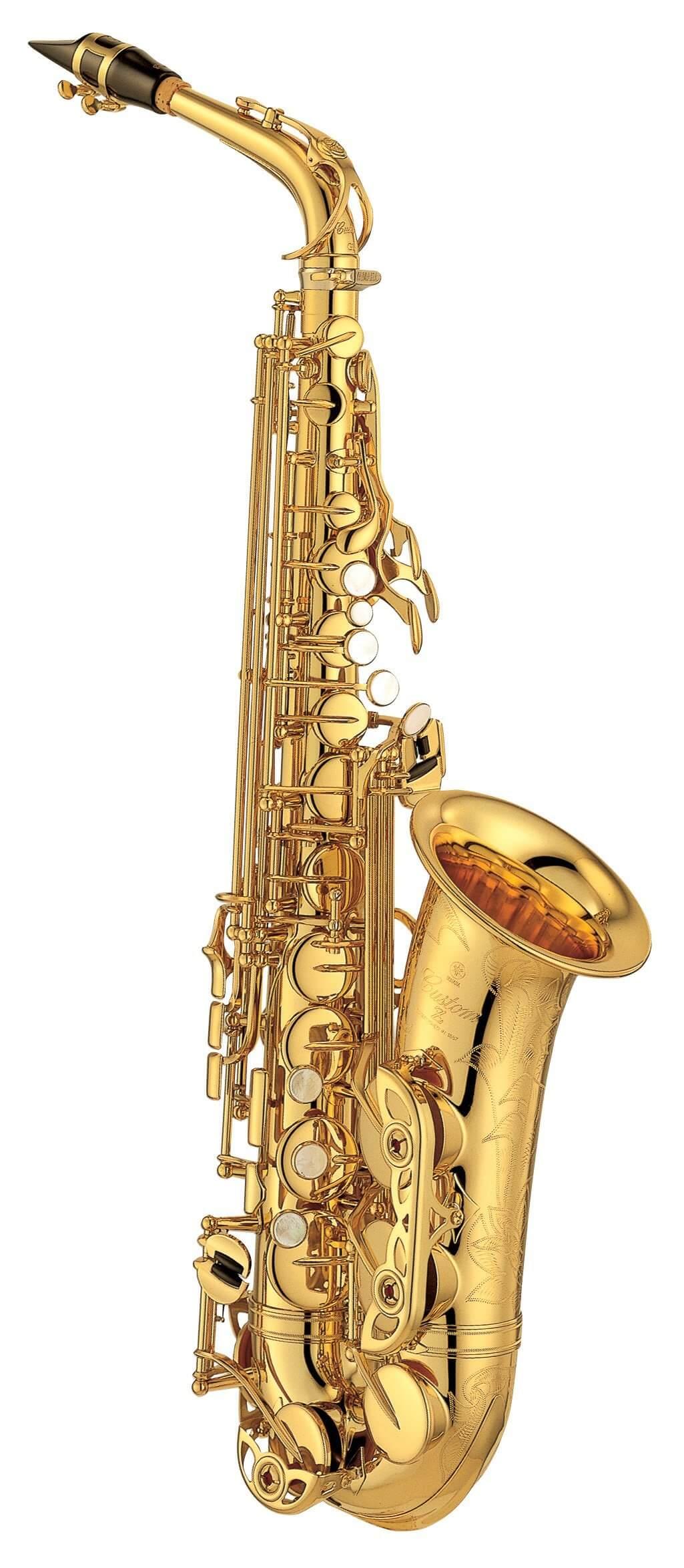 Saxofón Alto Yamaha Yas-82Zul Sin Lacar
