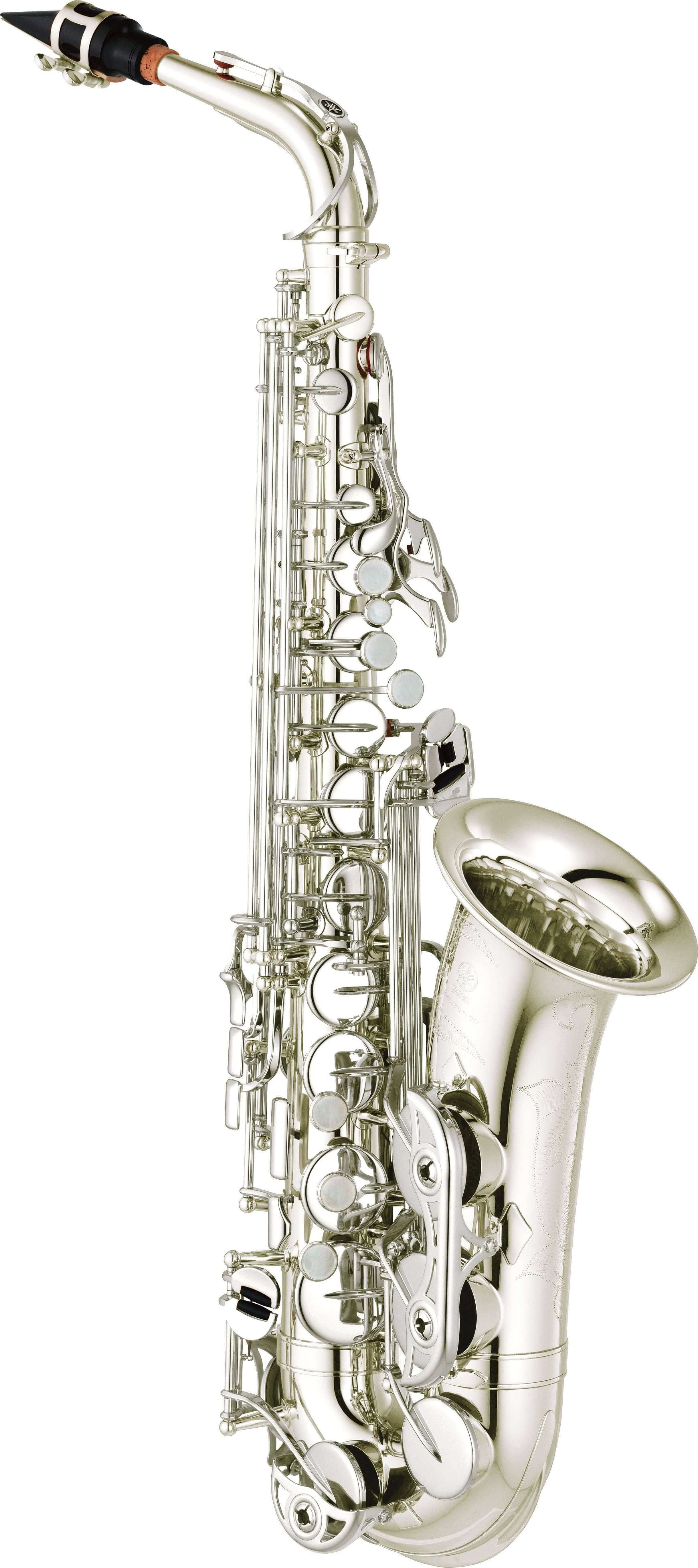 Saxofón Alto Yamaha Yas-480S Lacado