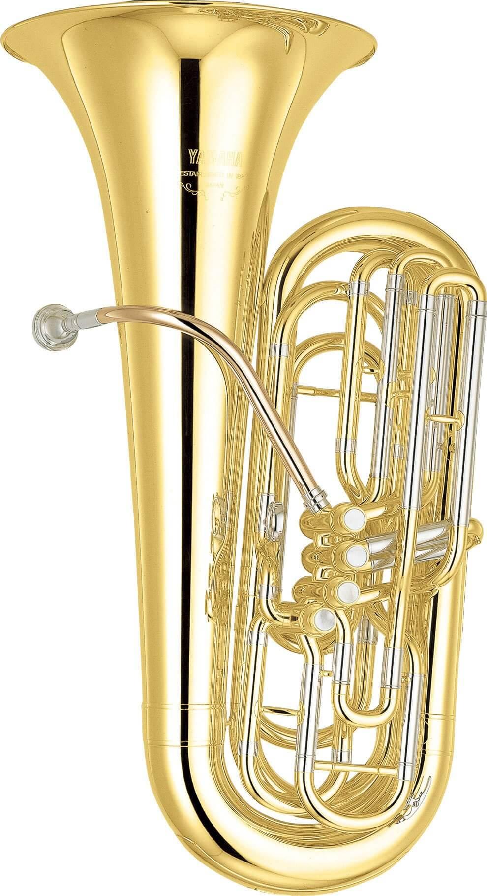 Tuba Yamaha YBB-621 Lacada