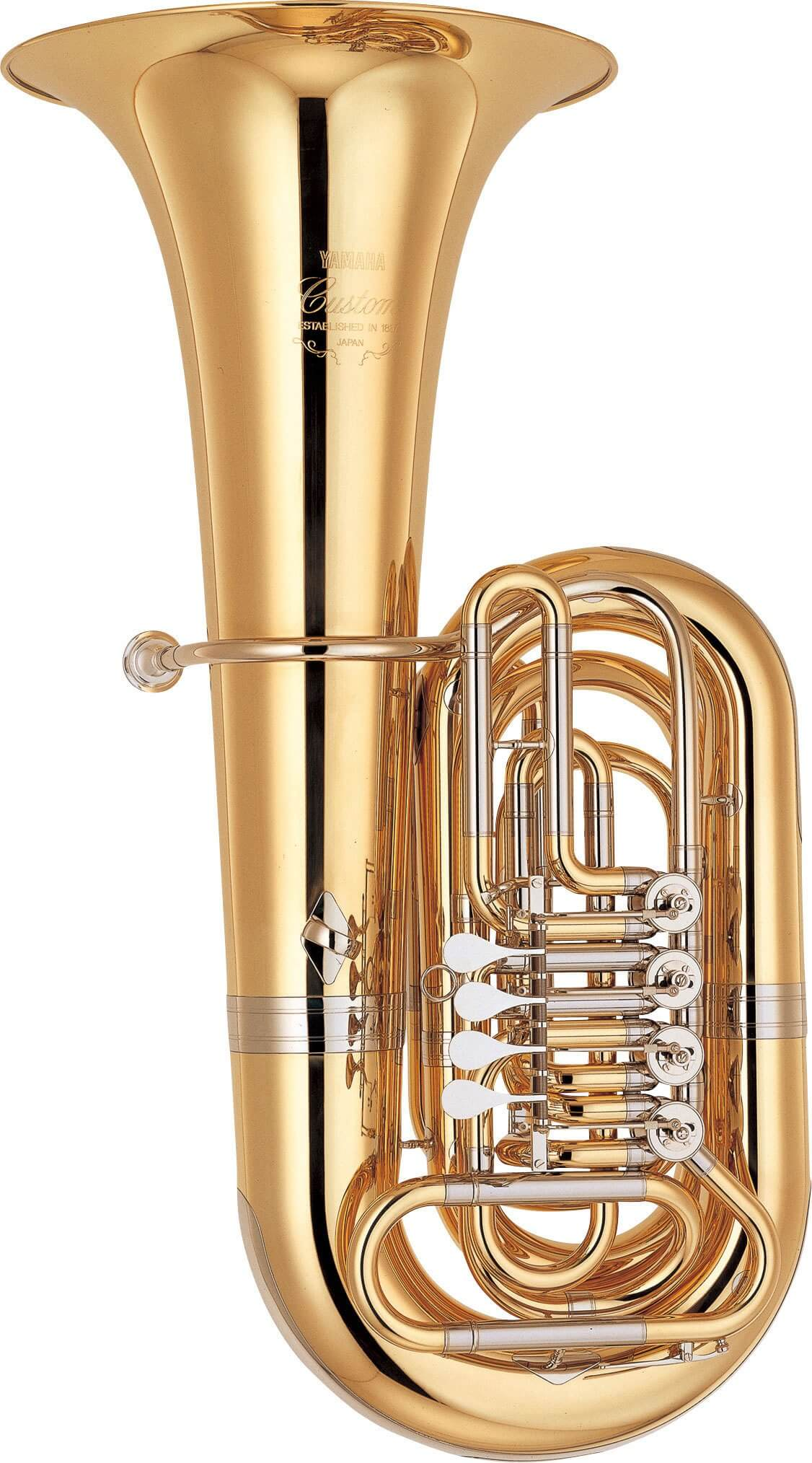 Tuba Yamaha YBB-841GE Lacada