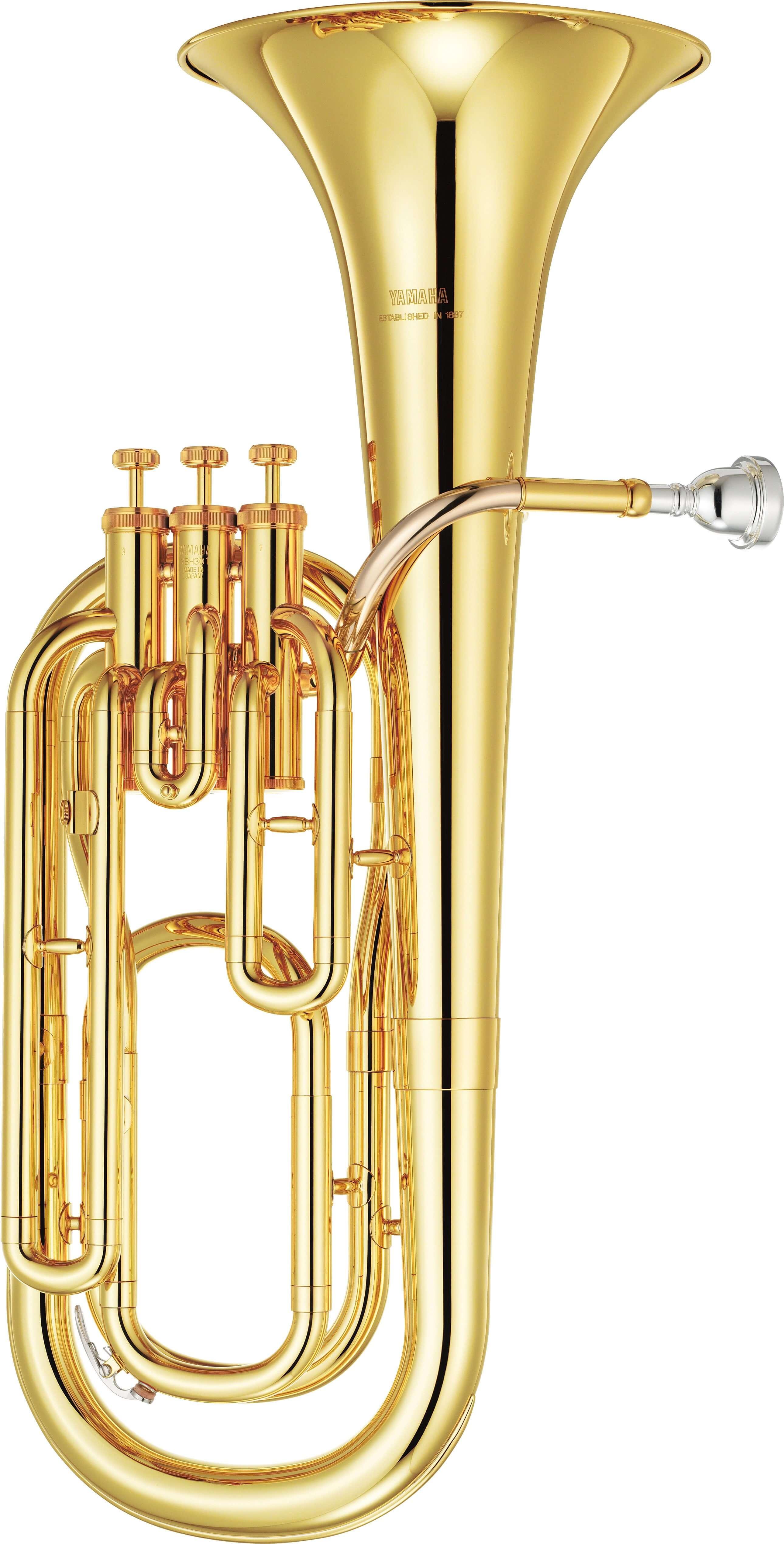 Baritono Yamaha Ybh-301