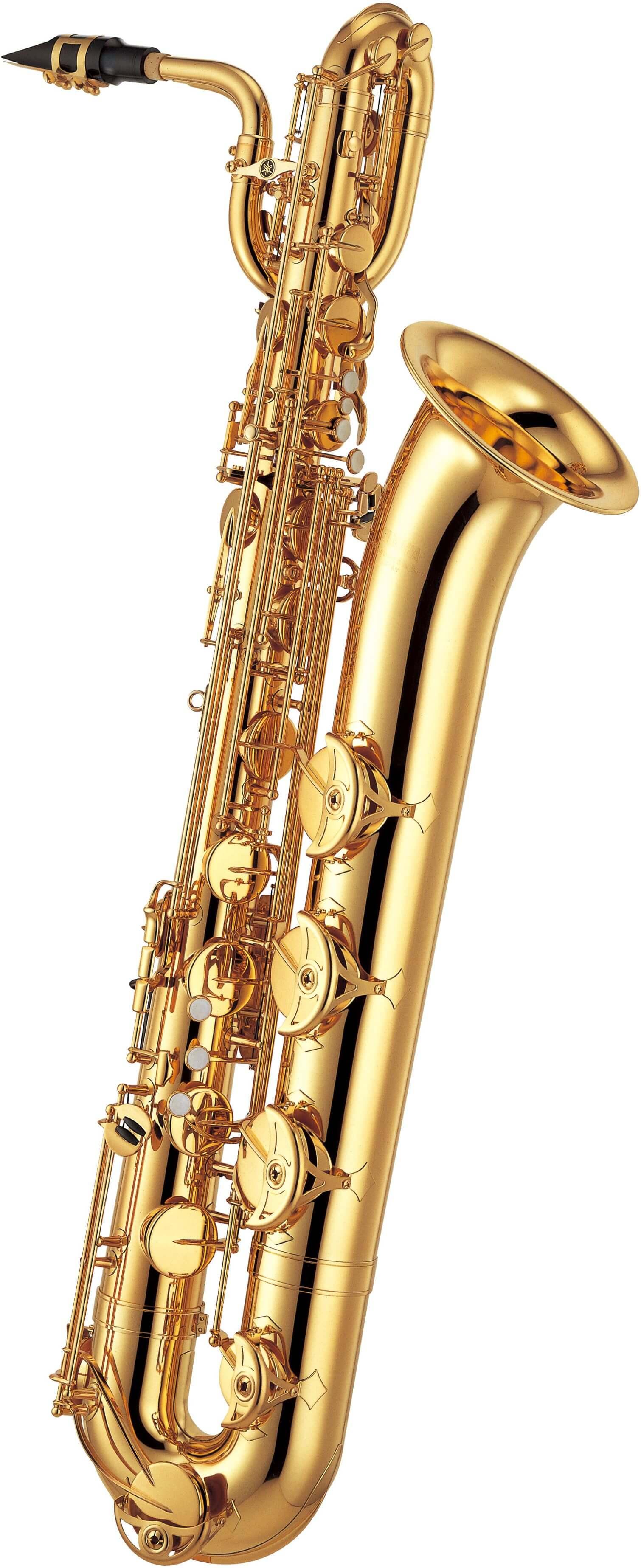Saxofón Barítono Yamaha Ybs 32 Lacado