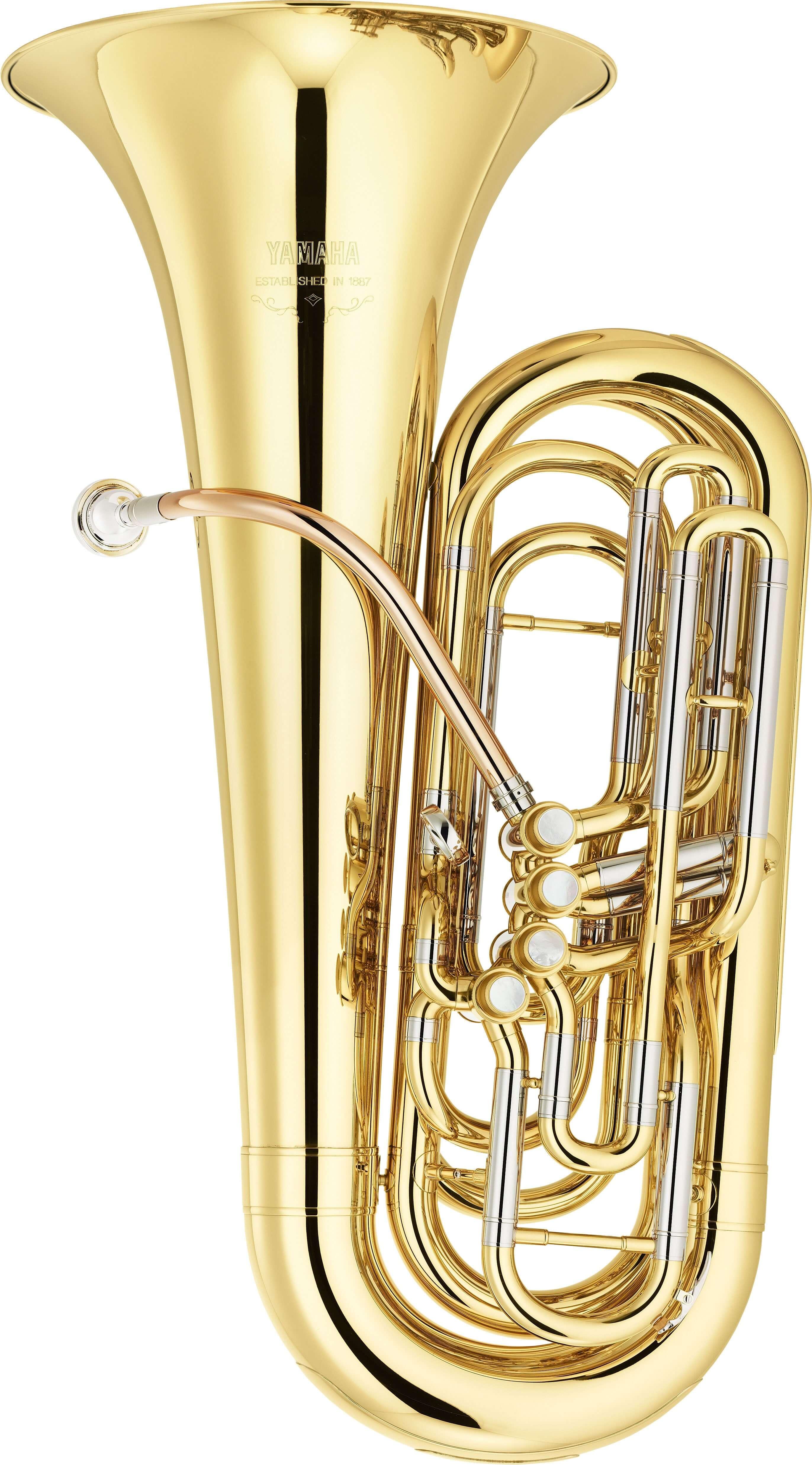 Tuba En Do Yamaha YCB-621 Lacada