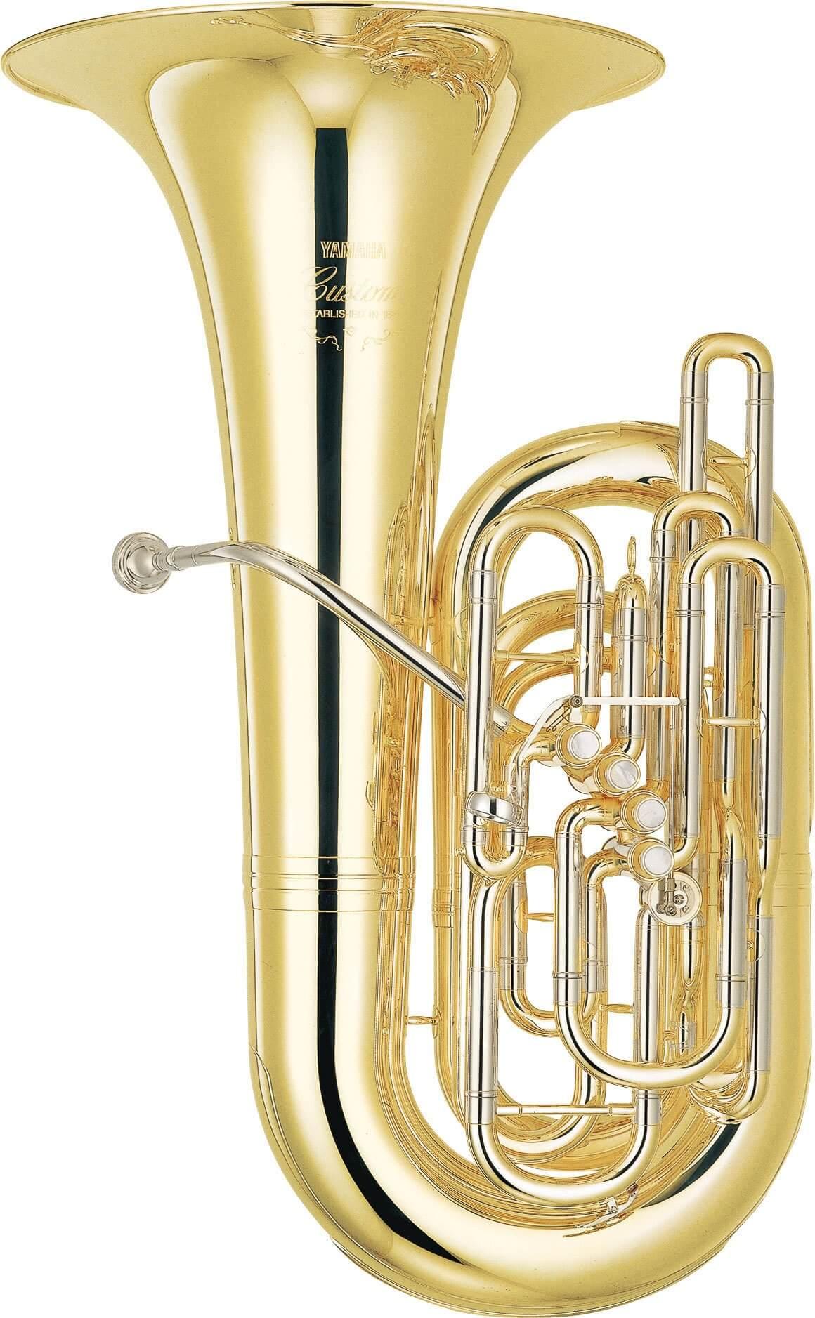 Tuba En Do Yamaha YCB-822 Lacada