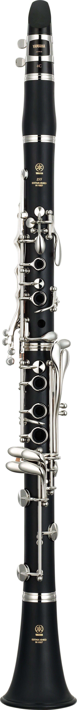Clarinete en Sib Yamaha YCL-255S Resina