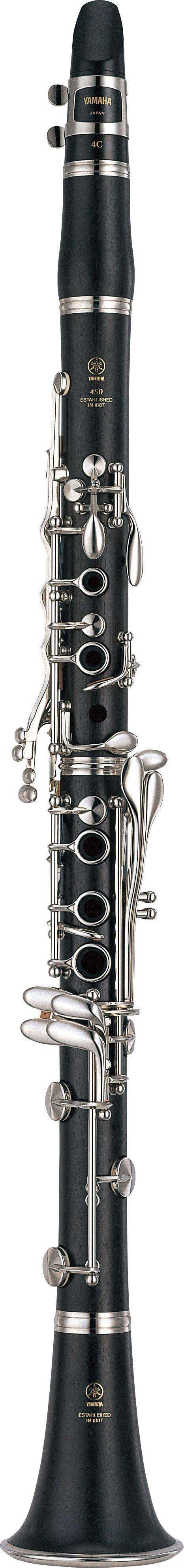 Clarinete en Sib Yamaha YCL-450N