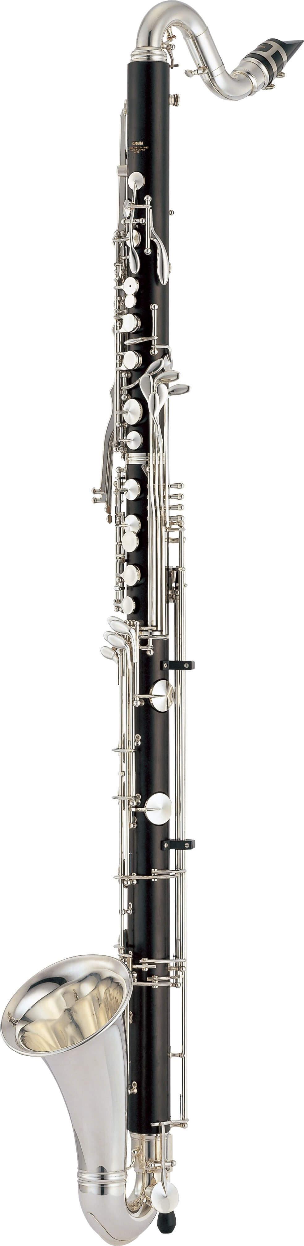 Clarinete Bajo en Sib Yamaha YCL-622II